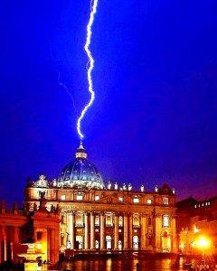 vatican 2 lightning