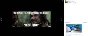 daniel yahia anti-English