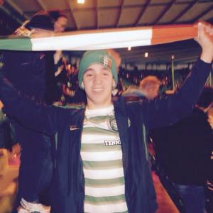 daniel yahia celtic fan tri