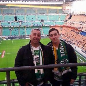 daniel yahia dad celtic