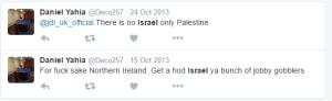 daniel yahia israel