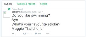 daniel yahia thatcher