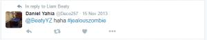 daniel yahia zombie